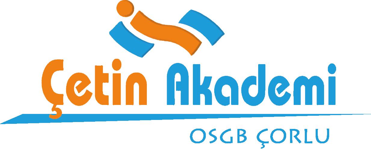 Çetin Akademi Ortak Sağlık Güvenlik Birimi / Çorlu Merkez logo