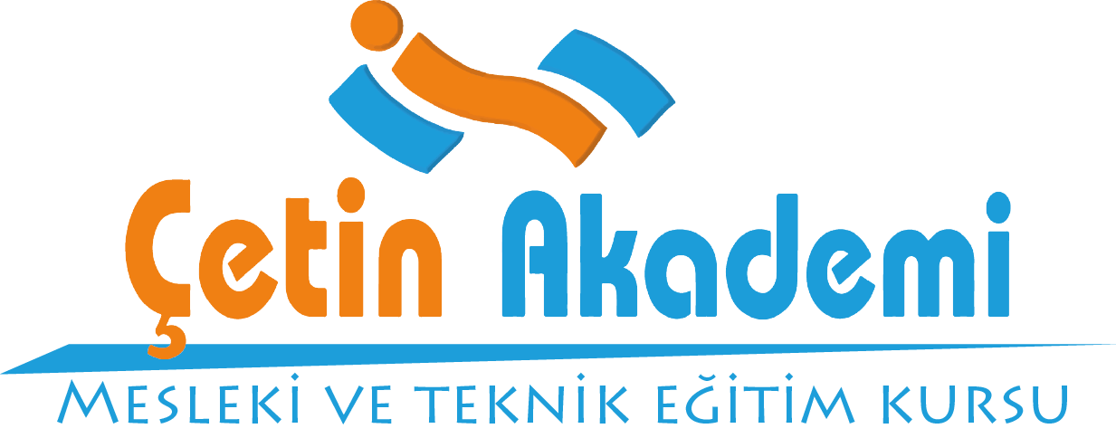 Özel Çetin Akademi Mesleki ve Teknik Eğitim Kursu logo